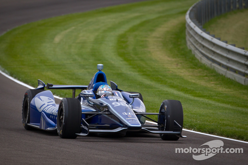 Team Barracuda - BHA Indy 500 practice day 5 report