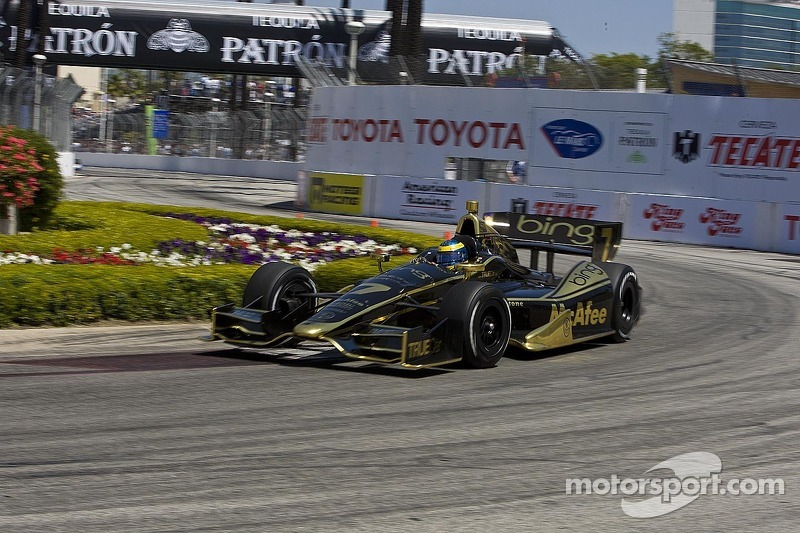 Dragon Racing gets green light for Indy engine switch