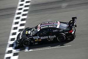 DTM BMW ready to take on the Brands Hatch Indy Circuit