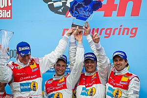 Endurance Audi Nurburgring 24 Hour post-race quotes