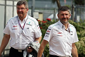 Formula 1 Brawn 'back to normal' after heart checks