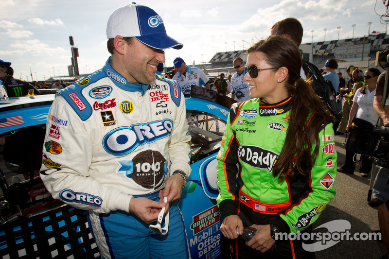Tony Stewart on doing the Indy/Charlotte double