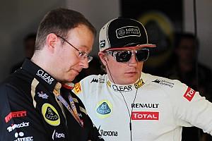 Formula 1 Lotus says no to Raikkonen's rally request
