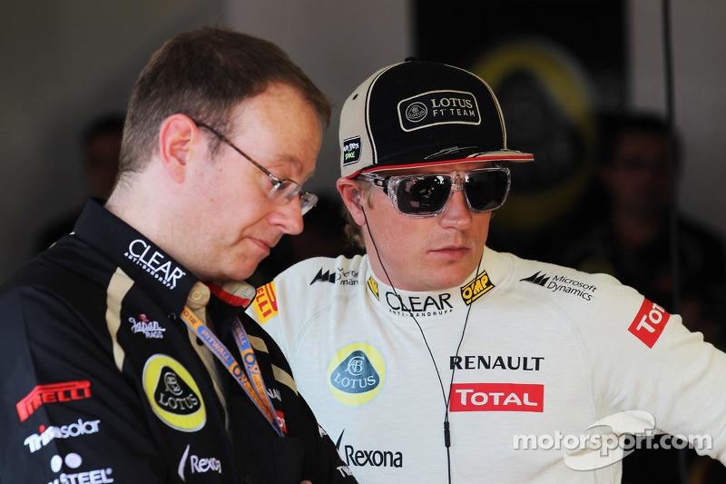 Lotus says no to Raikkonen's rally request