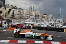Force India ready for Monaco GP after qualifying
