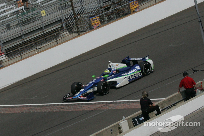 Chevrolet powers 4 of top 6 finishers in Indy 500