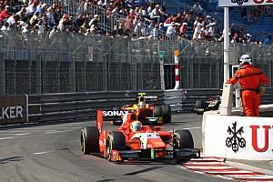 GP2 Arden racers secure top-ten double amid Monaco chaos