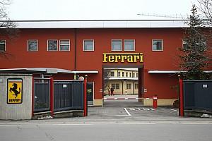 Formula 1 Ferrari staff sent home after earthquake