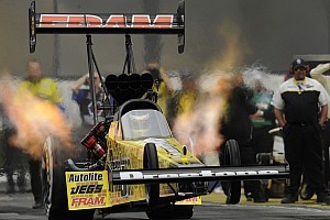 NHRA Massey, Capps, Line, Krawiec lead Friday qualifying at Englishtown