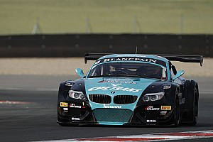 Blancpain Sprint Bartels and Buurman win championship race for BMW at Slovakiaring