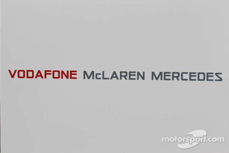 Vodafone McLaren Mercedes celebrates 300 grands prix with Mobil 1, Mercedes-Benz and Enkei