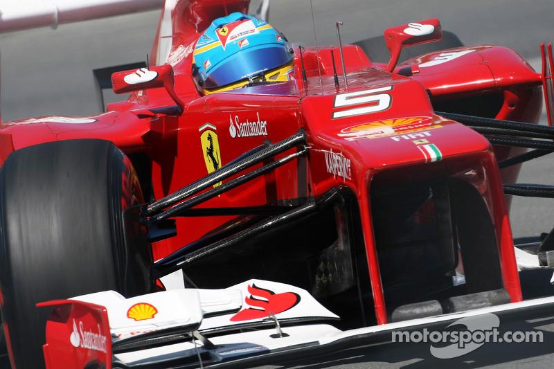 Ferrari targets pole with Valencia upgrade