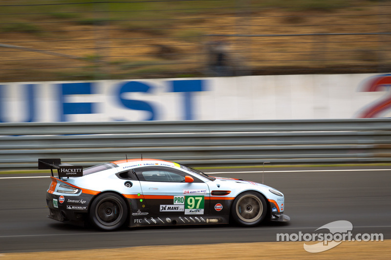 German sports car pilot Mücke aims for a podium at Le Mans