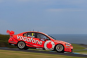 Supercars TeamVodafone prepare to break Hidden Valley drought