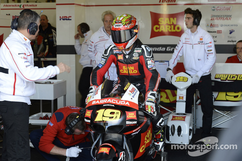 Bautista claims maiden MotoGP pole at Silverstone