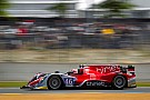 The ORECA 03 of Thiriet by TDS Racing and Pecom Racing on the podium!