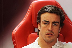 Formula 1 Alonso 'like Schumacher' except salary