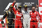 Emotional Alonso speeds into clear title lead