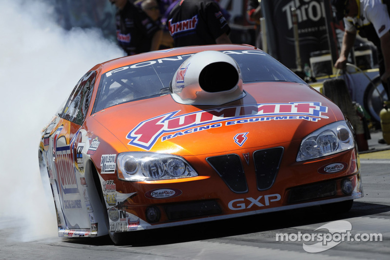 Anderson aims to stay on good terms with Route 66 Raceway