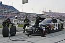Kurt Busch, Toyota drivers discuss Kentucky Nationwide race