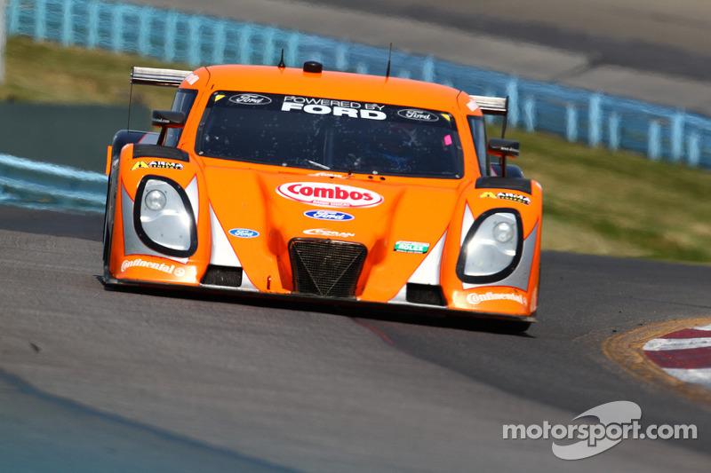 Brian Frisselle has solid Watkins Glen run for Doran Racing