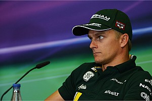 Formula 1 Commentary Kovalainen deserves another top team chance - Brundle