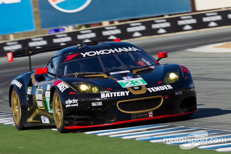 Lotus Alex Job Racing ready for tight Lime Rock weekend