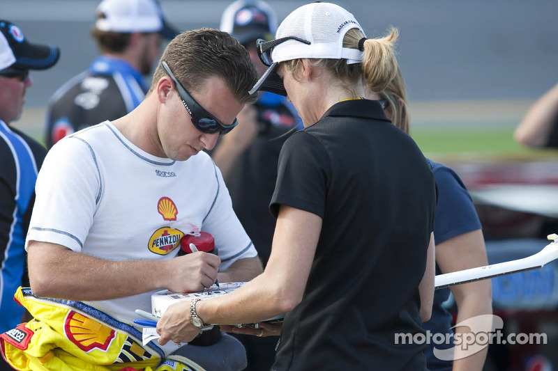 Allmendinger speaks out on failed substance abuse test