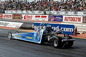 NHRA Special feature British girl, 13, seeking the American drag racing dream