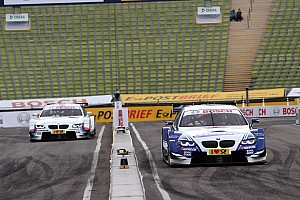 DTM Race report Bruno Spengler leads BMW pilots in Sunday's individual competition
