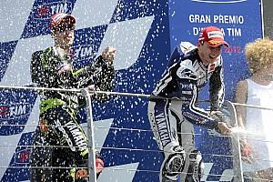 MotoGP Race report Dovizioso claims podium at magnificent Mugello