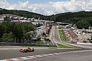Speed Comparison: GT vs. F1 through Eau Rouge - Video