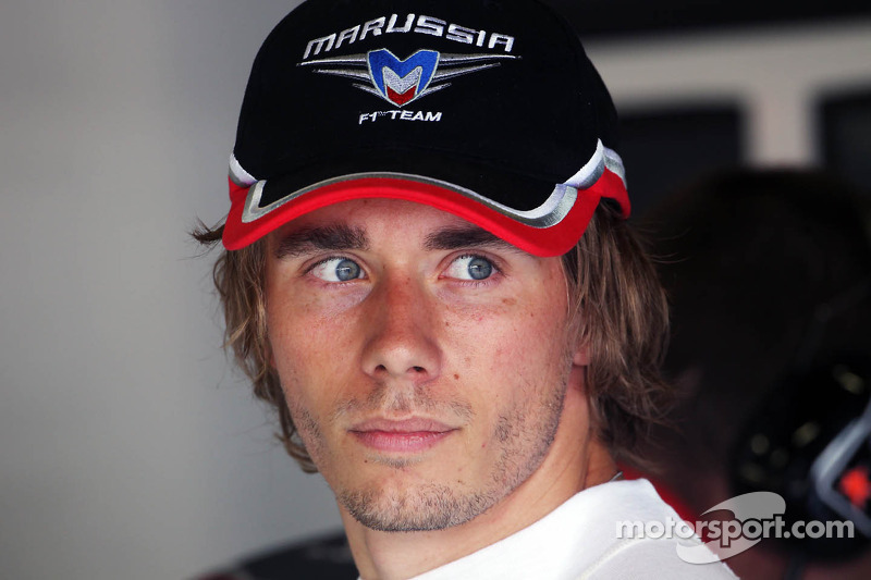 Marussia undecided over second driver for 2013