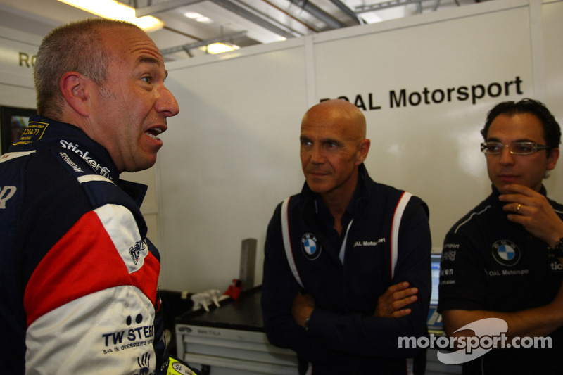 ROAL Motorsport at the debut in the 24 Hours of Spa with Cerruti, Colombo, Coronel and Liberati