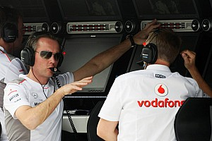 Formula 1 Breaking news Sam Michael thinks 2-second pitstops possible