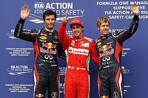 Formula 1 Qualifying report Alonso claims pole in the rain at Hockenheim