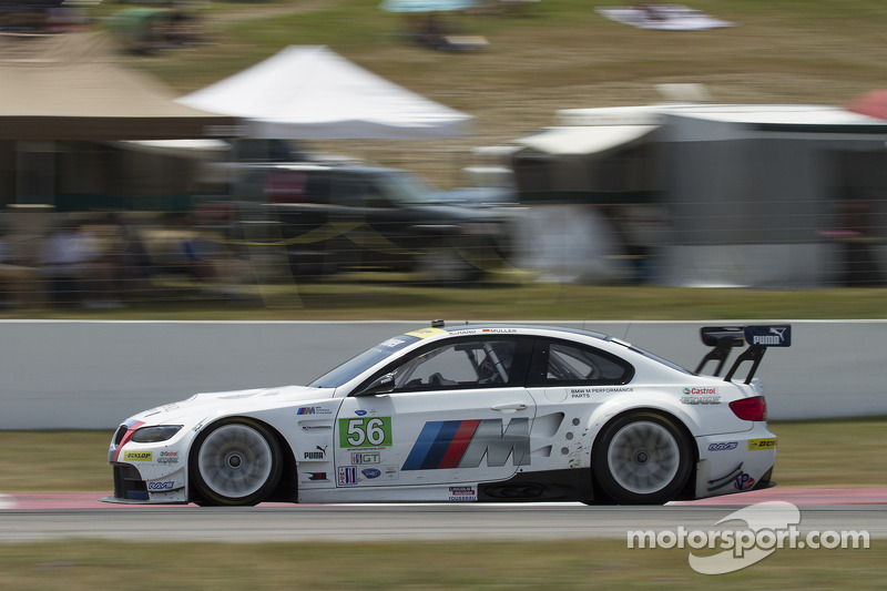 BWM Team RLL persevere at Mosport for a podium spot