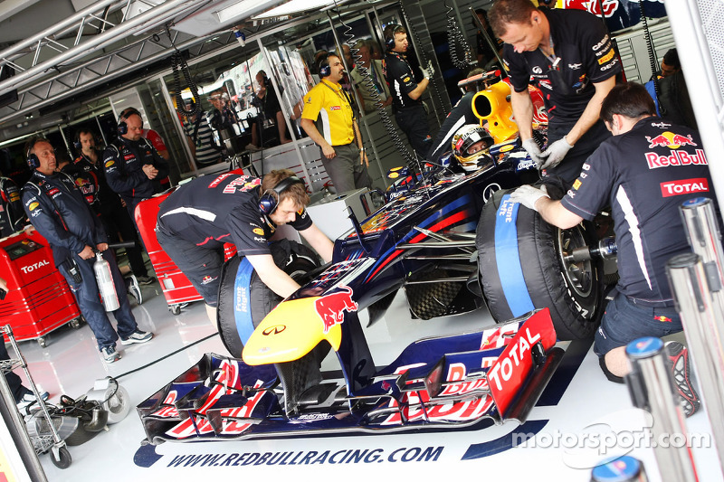 Red Bull must change engine maps for Hungary