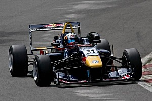 BF3 Race report Sainz Jr surefooted in the wet at Spa to earn the victory