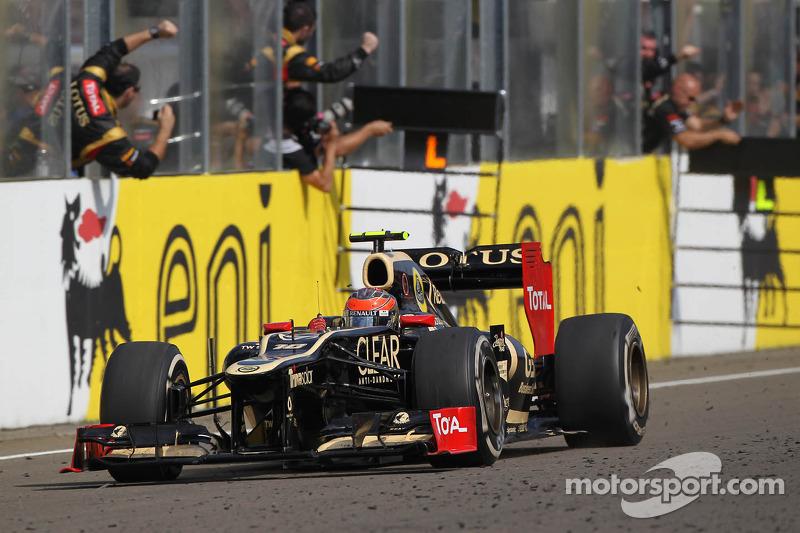 Winning structure still in place at Lotus - Villadelprat