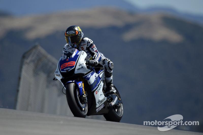 Lorenzo increases championship lead at Laguna Seca