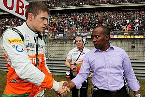 Formula 1 Commentary Anthony Hamilton suing di Resta over firing