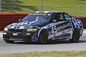 Grand-Am Race report B+ Racing fourth in Sports Car Challenge points after Indianapolis