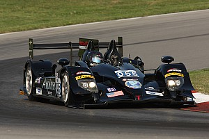 ALMS Qualifying report Level 5 claims P2 pole at Mid-Ohio