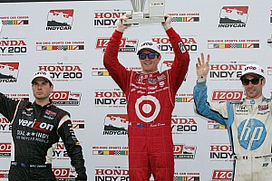 IndyCar Breaking news News and notes for Mid-Ohio