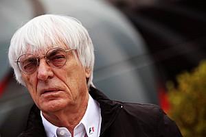 Formula 1 Breaking news Ecclestone still in talks with Nurburgring officials