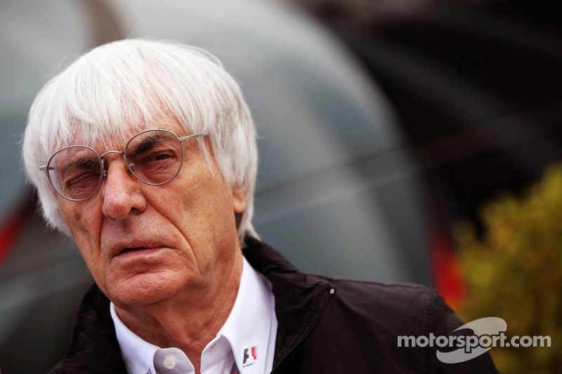 Ecclestone still in talks with Nurburgring officials