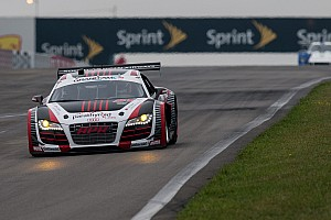 Grand-Am Race report Top-ten run for APR Motorsport ends with mechanical failure at Watkins Glen