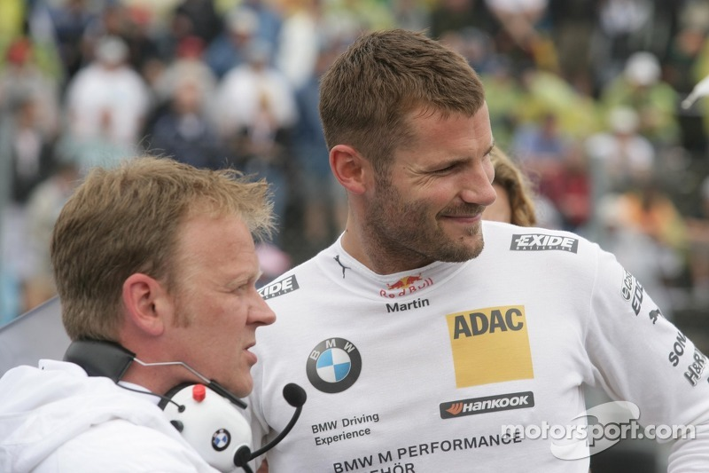 BMW's leader Reinhold yearns for Nürburgring victory