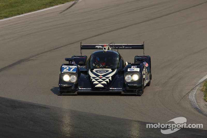 Dempsey Racing satisfied with Road America qualifying